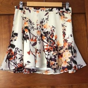 mini skirt from Show Me Your Mumu